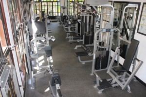 King's Gym & Spa Fitness equipment