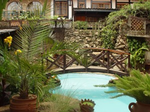 The Gables - Swimming Pool 2